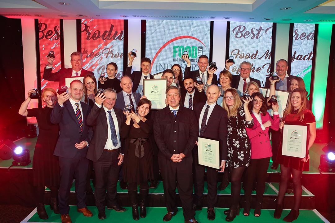 The 2016 Group Leisure Award winners